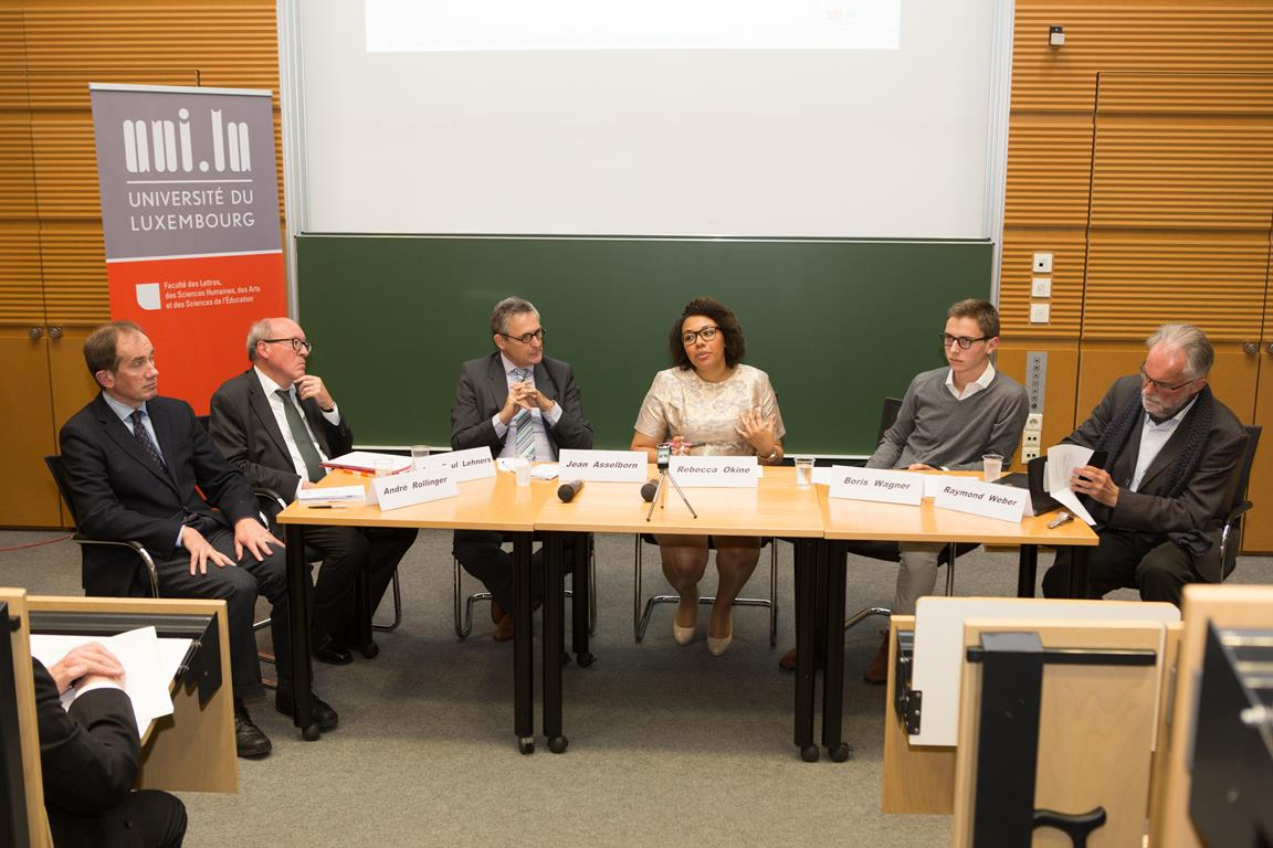 UN70 Forum Table Ronde.   Click to see video 1152x768